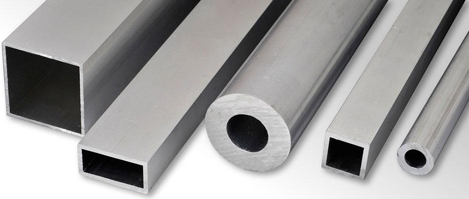 Vendita di profilati in alluminio co me f i metalli s r l for Ferro tubolare quadrato prezzo
